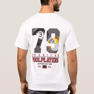 Poolplayers Athletic T-Shirt