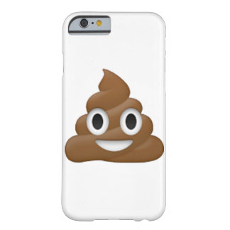 Poop - Emoji Barely There iPhone 6 Case