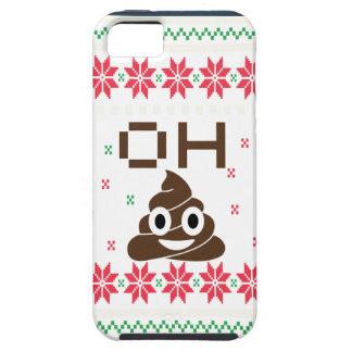 Poop emoji iPhone 5 case