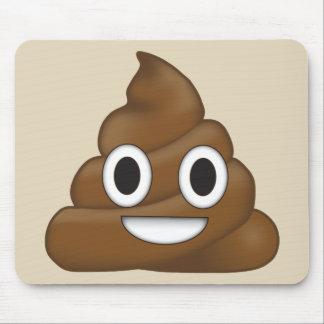 Poop Emoji Mouse Pad