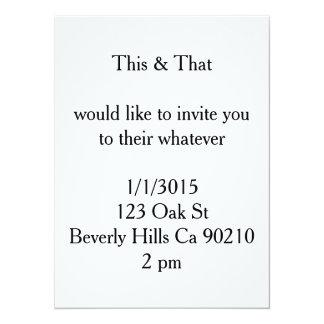 poop emoji party invitation
