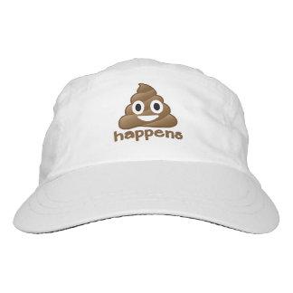 Poop Happens Emoji Hat