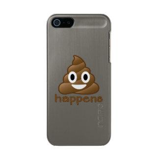Poop Happens Emoji Incipio Feather® Shine iPhone 5 Case