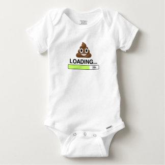 Poop Loading | Emoji T-Shirt
