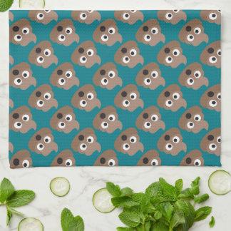 Poop Oh Emoji Kitchen Towel