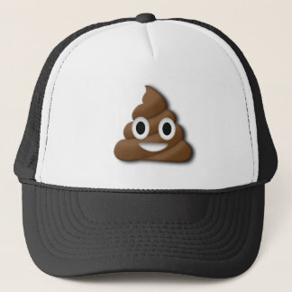 Poop ! trucker hat