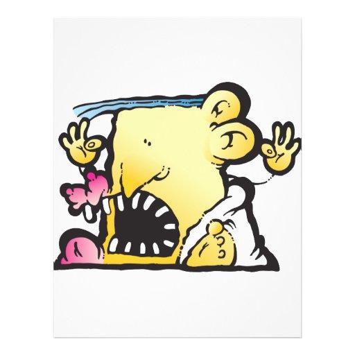 Poopie Head Flyer