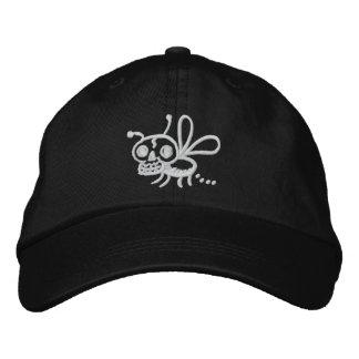 Pooping Death Moth Adjustable Hat