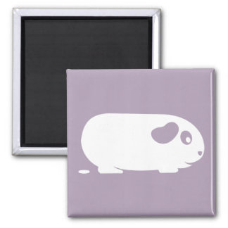 Pooping Guinea Pig Magnet