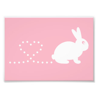 Pooping Rabbit Print (Frames Available!)
