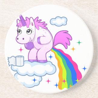 Pooping Unicorn Coaster