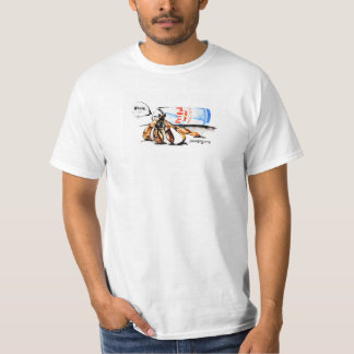 """poopy hermit """"humph"""" crab t-shirt"""