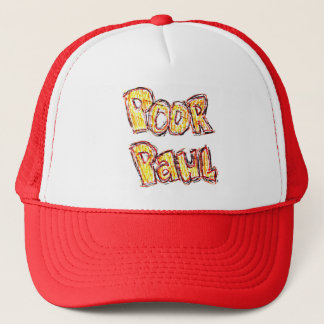 Poor Paul Baseball Cap
