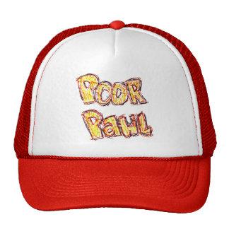 Poor Paul Baseball Cap Trucker Hat