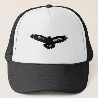 PoorBirdie Logo Trucker Hat