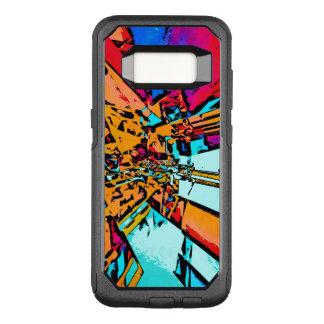 Pop Art Abstract OtterBox Commuter Samsung Galaxy S8 Case
