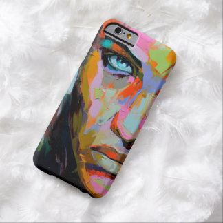 pop art barely there iPhone 6 case