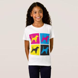 Pop Art Beagle T-shirt