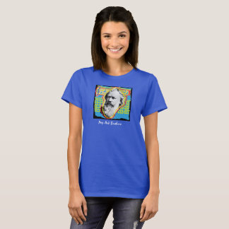 Pop Art Brahms T T-Shirt