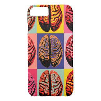 Pop Art Brain Case-Mate iPhone Case