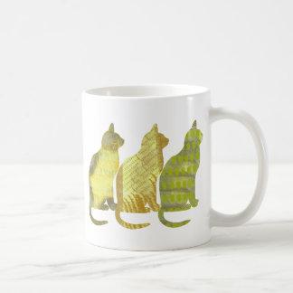 Pop-Art Cats Mug