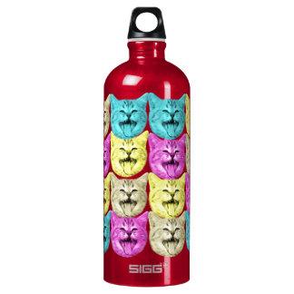 pop art color cat