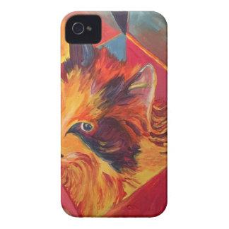 POP ART COLORFUL CAT Case-Mate iPhone 4 CASE