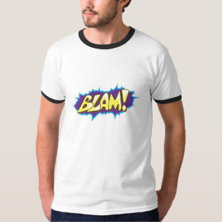 Pop Art Comic Blam! T-Shirt