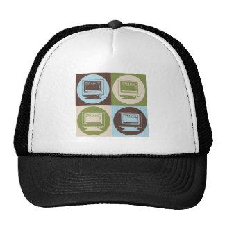 Pop Art Desktop Publishing Trucker Hat