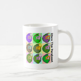 Pop Art Disco Coffee Mug