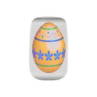 Pop Art Easter Egg Nail Sticker