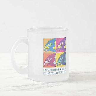 Pop Art Falcon Mug