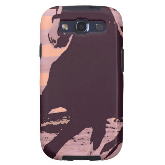 Pop Art Galloping Horse Galaxy SIII Cover
