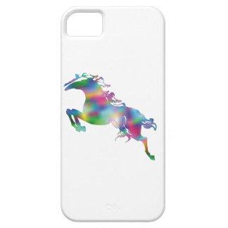 pop art horse iPhone 5 cases