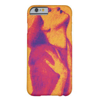 Pop Art Illustration Barely There iPhone 6 Case