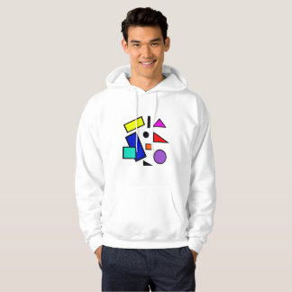 Pop Art Inspired Tennis Hoodie