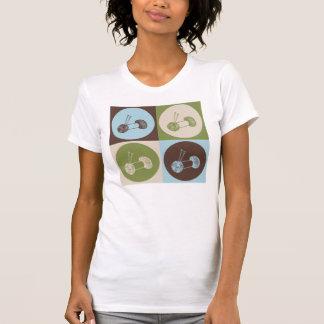 Pop Art Knitting T-Shirt