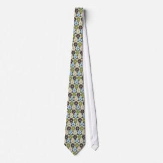 Pop Art Orthodontics Tie