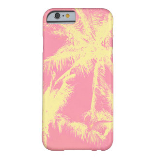 Pop Art Palm Tree iPhone 6 Case Barely There iPhone 6 Case
