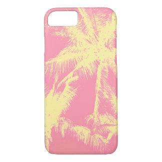 Pop Art Palm Tree iPhone 7 Case