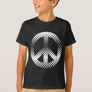 Pop Art  Peace Symbol T-Shirt