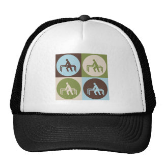 Pop Art Physical Therapy Trucker Hat