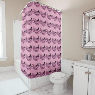 Pop Art Pink Banana Graphic