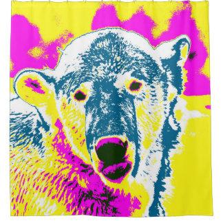 Pop Art Polar Baer 1