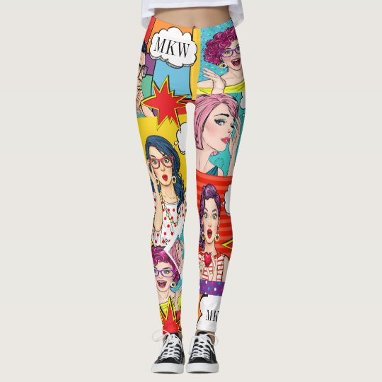 POP ART Pop Leggings