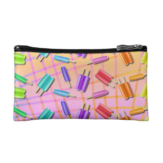 POP ART POPSICLES MAKEUP BAG