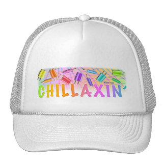 POP ART POPSICLES TRUCKER HAT