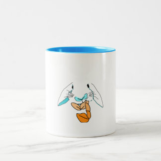 Pop Art Rabbit Mug