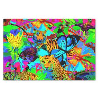 Pop Art Safari 10lb Tissue Paper