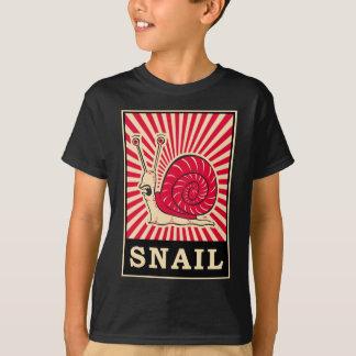 Pop Art Snail T-Shirt